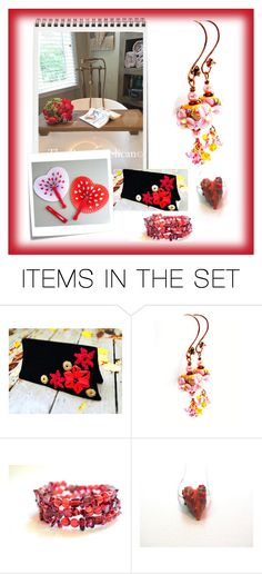"""Items I love on Etsy N°110"" by creartebypatty ❤ liked on Polyvore featuring art"