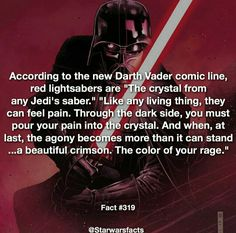 Wow. That's deep. // Star Wars Facts