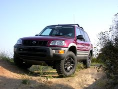 Crawler New Tires and Wheels: Trucks & : The progress on our little Toyota project continues. Toyota Rav, Suv Camping, Crossover Suv, Car Mods, Mini Trucks, New Tyres, Wheels And Tires, Rav4, Toyota Land Cruiser