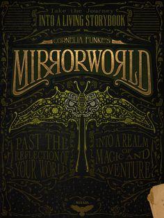 Mirrorworld by Cornelia Funke app