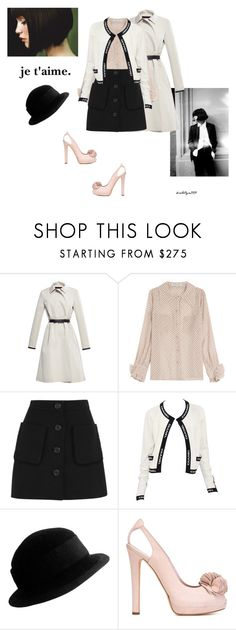 """There's no turning back..."" by katelyn999 ❤ liked on Polyvore featuring Martin Grant, Philosophy di Lorenzo Serafini, Miu Miu, Chanel, Yves Saint Laurent, Alexander McQueen, women's clothing, women's fashion, women and female"