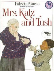 A long-lasting friendship develops between Larnel, a young African American, and Mrs. Katz, a lonely, Jewish widow, when Larnel presents Mrs. Katz with a scrawny kitten without a tail.