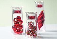 PartyLite | Unsere Produkte | Pillar-Kerzenhalter Symmetrie