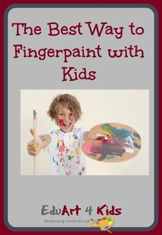 Giving kids finger painting in this unique way will ensure that they have them most enjoyable, sensory activity around Painting Activities, Sensory Activities, Toddler Activities, Acrylic Painting For Kids, Finger Painting For Kids, Summer Art Projects, Toddler Art Projects, Autumn Art, Creative Art