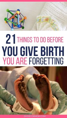 Things to Do Before You Give Birth: As many of my friends get ready to have their first babies, I am reminded of all the important things to do before your first baby or second (or third baby) is born! THINGS TO DO BEFORE YOU GIVE BIRTH … Before Baby, After Baby, Third Baby, First Baby, Preparing For Baby, Pregnant Mom, 21 Weeks Pregnant, Pregnant Sleep, Baby Coming