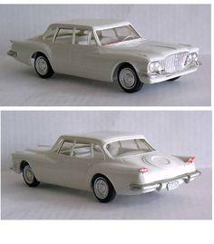 1960 Plymouth Valiant 4 Door promo model
