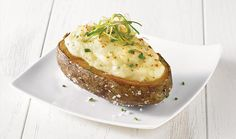 Score major points with this twice-baked potato recipe. If this isn't a two point conversion, we don't know what is.