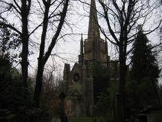 Creepy/beautiful abandoned church  