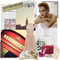 The London Look, created by myra-bexx-draven on Polyvore