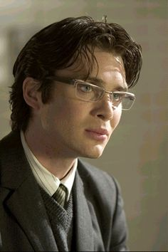 Dr. Jonathan Crane/Scarecrow - Batman Begins. Probably one of the sexiest men alive. Just sayin'