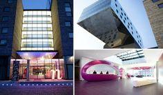 Nhow Hotel - Collage
