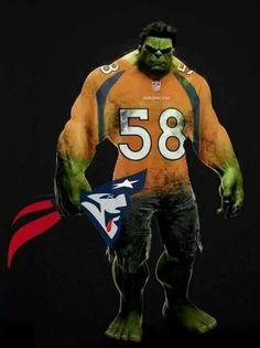 Miller Denver Broncos