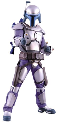 Jango Fett Jett Pack Version 12 inch Figure