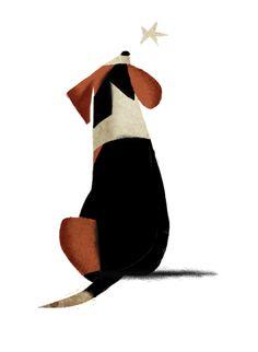 Dessin chien (auteur ?)