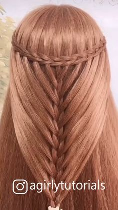 simple quick medium short long hairstyles easy video Defend your hair Generally defend your own Easy Hairstyle Video, Long Hair Video, Easy Hairstyles For Long Hair, Braids For Long Hair, Girl Hairstyles, Braided Hairstyles, Wedding Hairstyles, Beautiful Hairstyles, Party Hairstyles