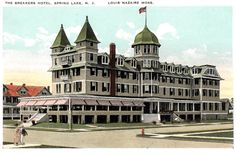 Breakers Hotel Spring Lake New Jersey