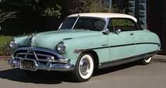 Image result for 1952 Hudson Coupe