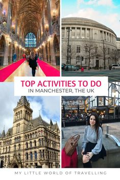 Discover the best indoor activities to do in Manchester on a rainy day. | Manchester Travel Guide | Things to Do in Manchester | Manchester England | Manchester Day Trip | My Little World of Travelling | #manchestertravelguide #manchesterengland