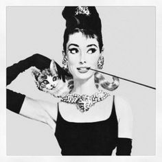 obsession with audry hepburn