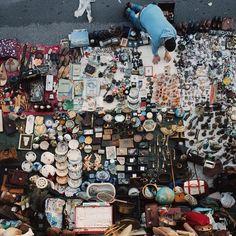 Feira da Ladra, Portugal Flea Market