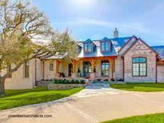 Casa estilo Country texano