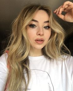 scottkinghair: NYC mornings with this BABE Ruby-Jo Carpenter Shawn Mendes Fanfiction, Sabrina Carpenter Outfits, Shades Of Blonde, Girl Meets World, Celebs, Celebrities, Woman Crush, Pretty People, Blonde Hair
