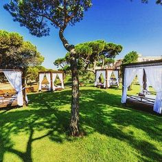 Balinese Beds at Barcelo punta Umbria beach resort, amazing!
