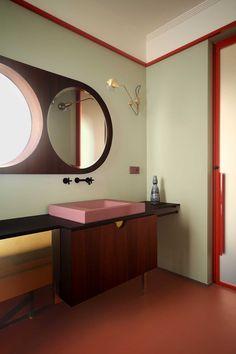 Marcante-Testa's Latest Apartment Renovation Is a Glamorous Reinterpretation of Venice | Yatzer