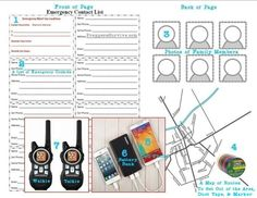 A 7 Step Emergency Communication Plan and Evacuation Plan - Preppers Survive