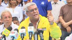 """<p>""""Desde que Venezuela salió a las calles a defender sus derechos, los cuales están establecidos en la Constitución de la República, Primero Justicia (PJ) ha estado al lado del pueblo, acompañando a la gente. Le hemos prestado apoyo, asistencia médica, jurídica, hemos estado con ellos, como ellos siempre han estado con nosotros. Lo que no va a lograr el Gobierno Nacional, por más que nos amedranten o amenacen, es separarnos del pueblo de Venezuela"""", así declaró el diputado ante la A"""