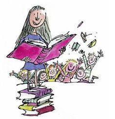 Children's / imaginative Illustrations: Quentin Blake