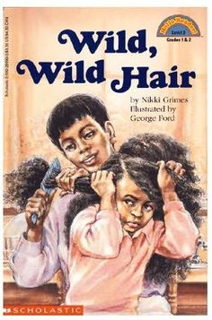 my mama bought this book for me when i was younger! #naturalhair