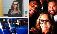 Anna Woolhouse: Meet Sky Sports boxing presenter for Anthony Joshua vs Joseph Parker -  INSTAGRAM  Anna Woolhouse is presenting Anthony Joshua's fight with Joshua Parker on Sky Sports  Sky Sports presenter Woolhouse has become a key component in Skys boxing coverage.  She started covering ice hockey on Sky and now does netball F1 and boxing - as well as stints on the Sky Sports News channel.  Who is Anna Woolhouse?  Woolhouse was born in 1984 in Market Deeping Lincolnshire.  She graduated…