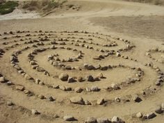 meta-tation: Labyrinth at Princeton Harbor