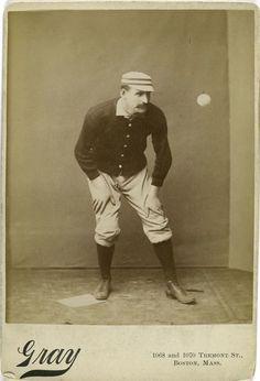 BASEBALL 1800s