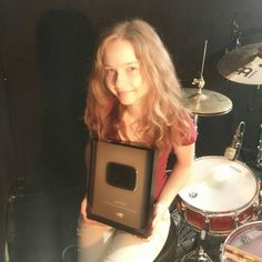 22 Best Sina Doering (Drummer Girl) images in 2019 | Drums
