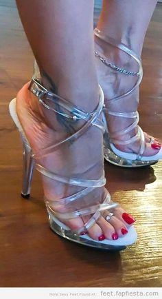 Do visit regularly as we often have new heels. Open Toe High Heels, Hot High Heels, Platform High Heels, High Heel Boots, Red Stiletto Heels, Stripper Heels, Sexy Sandals, Sexy Legs And Heels, Clear Heels