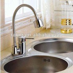 Kitchen Faucets, Kitchens, Kitchen Taps, Kitchen, Kitchen Cabinets, Home  Kitchens, Cucina, Kitchen Interior