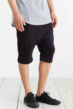 Koto Extreme Dropped Knit Short - Urban Outfitters