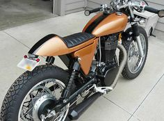 suzuki savage cafe racer- oooooohhhaaaaapretty
