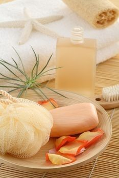 DIY: home made soap from lye. Simple recipe, good explanation/easy to understand.
