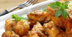Oczywiście że lubię kurczaka w panierce! najlepiej jeszcze smażonego na rumiano w głębokim tłuszczu, chrupiącego i solidnie przyprawionego. ... Tandoori Chicken, Food And Drink, Kfc, Impreza, Meat, Ethnic Recipes, Dinner Ideas, Amanda, Koken