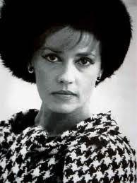 jeanne moreau: es una de mis actrices favoritas..