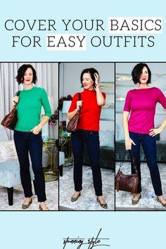 Classic Wardrobe, Wardrobe Basics, Capsule Wardrobe, Capsule Outfits, Fashion Capsule, Style Fashion, Fashion Ideas, Fashion Tips, Fashion Trends