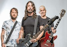 """Foo Fighters Dave Grohl, Chris Shiflett and Pat Smear Talk New Album, 'Concrete and Gold'      It's just after nine a.m. in Los Angeles when Guitar World catches up with Dave Grohl, who has already been moving at full speed for hours. """"Dude, lemme tell you,"""" he says with mock exasperation. """"My morning starts…at night. Like, it's already the afternoon for me!""""…"""