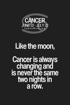 1000+ ideas about Cancer Facts on Pinterest   Cancer Zodiac Signs, Zodiac and Zodiac Signs