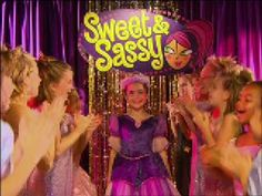 Sweet & Sassy's cute commercial