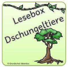 Grundschul-Ideenbox: Tiere