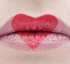 Queen of Hearts Alice in Wonderland Lipstick Beauty Makeup, Eye Makeup, Hair Makeup, Hair Beauty, Make Me Up, How To Make, Duckface, Love Lips, Lip Art