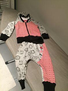Pattern pants: Knopfknirps by GlücksEmmel Pattern Hoodie: Kapuzenjacke Ryan Baby Car Seats, Children, Jackets, Boys, Kids, Big Kids, Children's Comics, Sons, Kid